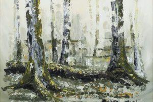 """""""Tworzyć, znaczy pozwolić płynąć – warsztat artystyczny z inspiracji lasem"""